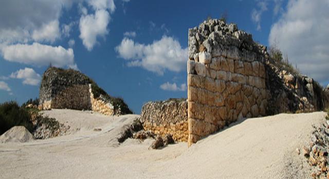 Η αρχαία ακρόπολη στην Καστρίτσα Ιωαννίνων [video]