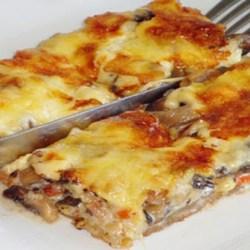 Συνταγή της Ημέρας: Ζουμερή Μανιταρόπιτα !