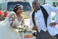Photo of 57-Year-Old Kyeiwaa Weds Again