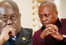 Photo of Akuffo-Addo Slams John Mahama – Calls him unpatriotic ex-President