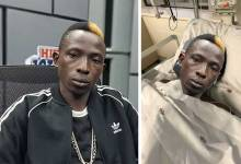 Photo of I was not poisoned – Patapaa breaks silence