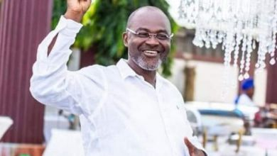 Photo of Judge in the Kennedy Agyapong Contempt Case Transferred