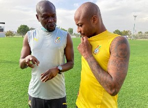 Photo of Andre Ayew promises Ghanaians victory against Sudan