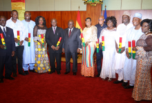 Photo of First 9 Ministers appointed by Akufo-Addo in 2021 – View list