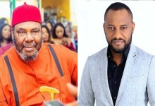 Photo of Pete Edochie encourages his son to run for the next Nigeria Presidential Elections