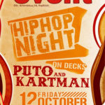 "Hip-Hop Night @ cafe bar ""Event"""