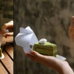 Πως να φάτε την τούρτα χωρίς κουταλάκι