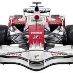 Formula 1: Toyota TF108