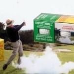Εκρηκτικά μπαλάκια του γκολφ!