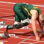 Ο Oscar Pistorius ζει το όνειρο