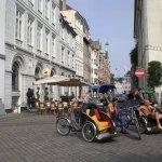 Ποδήλατα για ταξί στη Θεσσαλονίκη