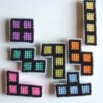 Γιγάντια διακοσμητικά Tetris