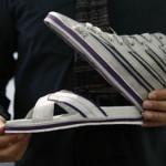 Γυναικεία παπούτσια 2 σε 1