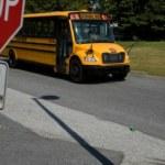 Εξάχρονος τρακάρει στον δρόμο για το σχολείο!