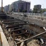 Εργατικό ατύχημα στο Μετρό Θεσσαλονίκης