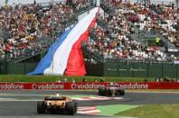 new formula 1 grand prix in france