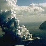 Υποβρύχια έκρηξη ηφαιστείου