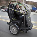 PUMA: το μικρό ηλεκτροκίνητο αυτοκίνητο