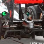 F1: Η εξήγηση για τους διπλούς διαχύτες