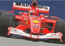 Ferrari Cartoon