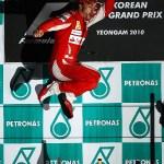 F1: Κorea: Στην κορυφή ο Alonso