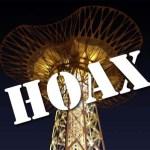 Άγνωστα αντικείμενα πλησιάζουν τη Γη; Hoax πρωτοκλασάτο.