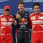 F1 Μαλαισία: Vettel και Ferrari στις 3 πρώτες θέσεις