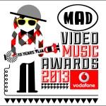 Mad video music awards 2013, οι υποψηφιότητες