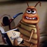 Η εκδίκηση της κατσαρίδας