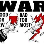 Ο πόλεμος χτυπά πάντα τους αδύναμους.