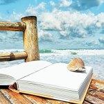 3 βιβλιοπροτάσεις για την παραλία και όχι μόνο.