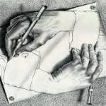 Είσαι αυτό που γράφεις ή γράφεις αυτό που είσαι;