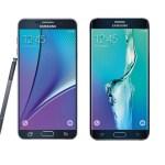 """Πείτε """"γειά"""" στα νέα Galaxy Note 5 και Galaxy S6 Edge+!"""