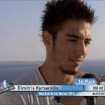 Δημήτρης Κυρσανίδης: Ο Θεσσαλονικιός παγκόσμιος πρωταθλητής του free running