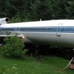 Μετέτρεψε ένα Boeing 727… σε σπίτι !