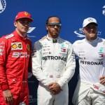 GP Γαλλίας: Καθαρή επικράτηση της mercedes