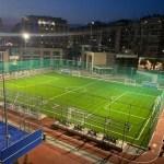 Η ΧΑΝΘ εγκαινιάζει το νέο γήπεδο ποδοσφαίρου της