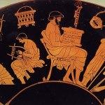 Η παιδική ηλικία ενός αγοριού στην αρχαία Αθήνα