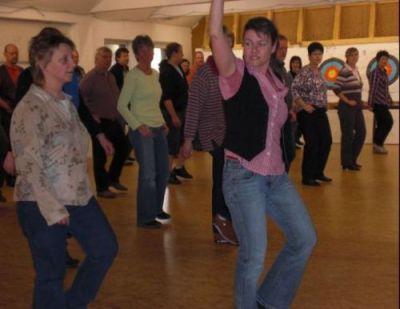 Bild zu Line Dance Work-Shop - Ein v(t)oller Erfolg (6.6.2011 )