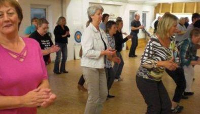 Bild zu 2. Line Dance Workshop wieder ein (v)toller Erfolg (6.6.2011 )