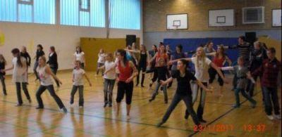 Bild zu Jazz Dance Präsentation (6.6.2011 )