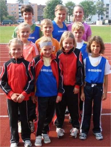 Bild zu Tolle Ergebnisse der LG Celle-Land bei den Einzelkreismeisterschaften der Schüler in Celle (29.5.2011 )