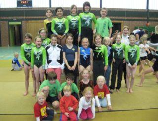 Bild zu Schülergruppenwettkampf (SGW) und Kreiskinder- und Jugendturnfest 2011 in Wietze (25.10.2011 )