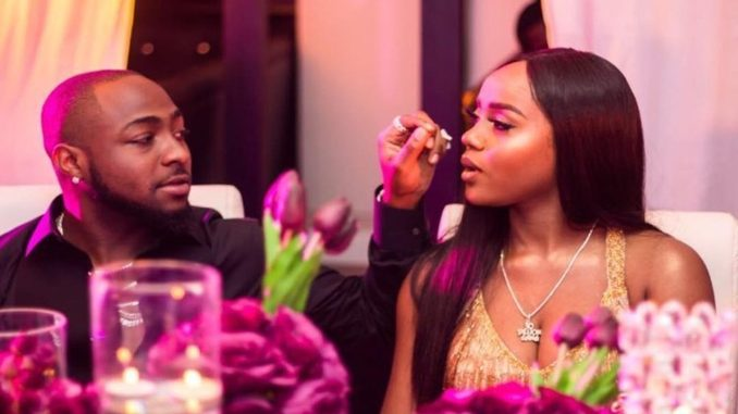 Are They Getting Married Soon? Davido Re-Assure Chioma Of His Love For Her Again, See What They Were Caught Doing
