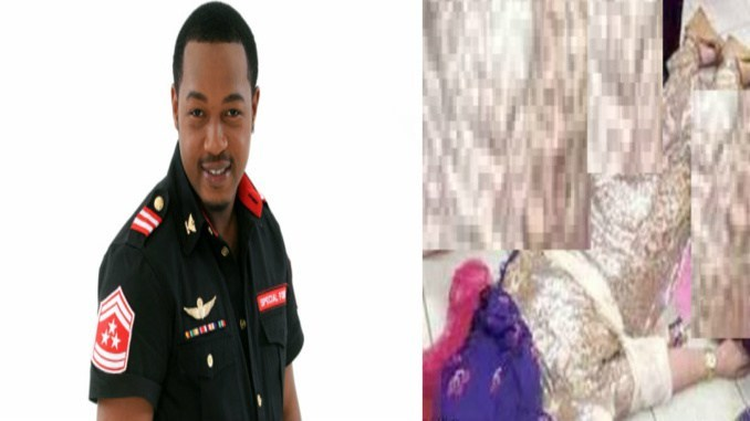 BREAKING NEWS: So Sad! Handsome Nollywood Actor Nonso Diobi Shot Dead This Evening? Find Out (See Photos)