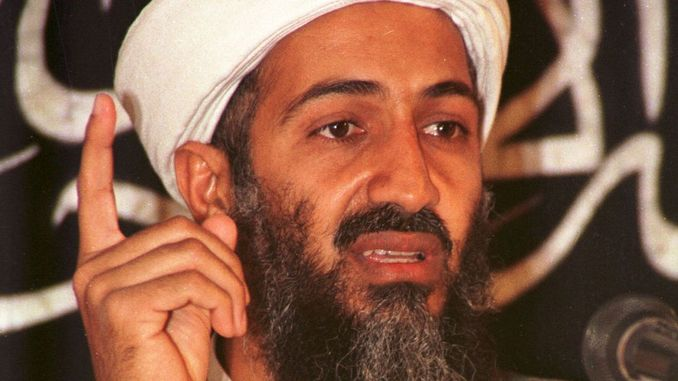 al-qaeda leader osama bin laden
