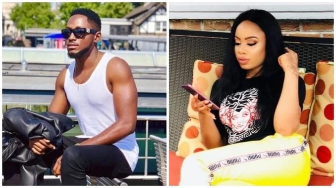 #BBNaija: I Have Long Forgiven Him From My Heart - Nina Says As She Hangs Out With Miracle In Ghana (Video)