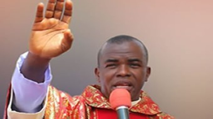 BREAKING: Gunmen Attack Father Mbaka In Enugu Again, Fire Gun Shots At Him - See What They Managed To Do