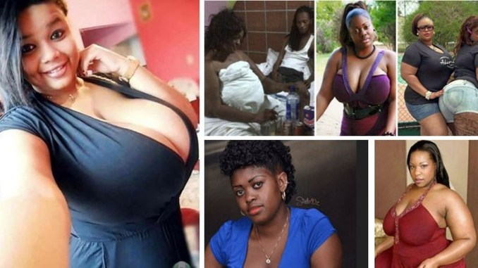 Watch Video As Popular Sugar Mummy is humbled, receives hot strokes from behind and this happen next