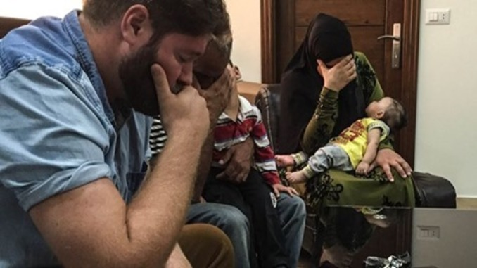 muslim family members accepts jesus christ